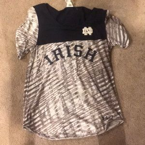 Notre Dame t shirt